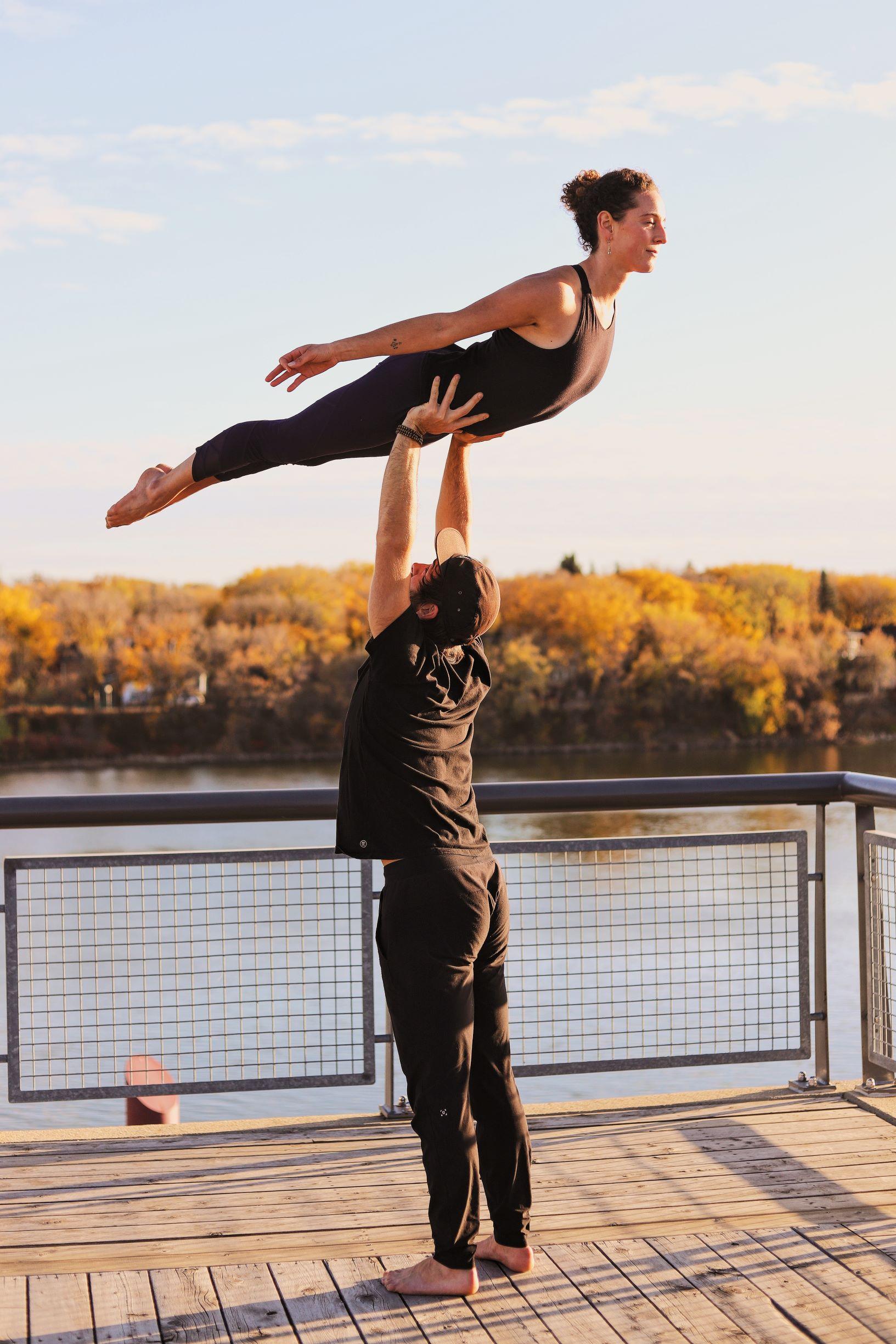 LeClair Media Commercial Photography for Ground Yoga Saskatoon, Saskatchewan